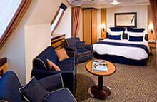 Ultra Spacious Ocean View Stateroom